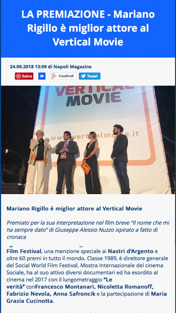 Napolimagazine.com Rigillo