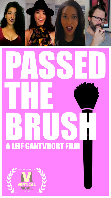 passed the brush