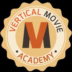 VerticalMovie Academy Logo 2